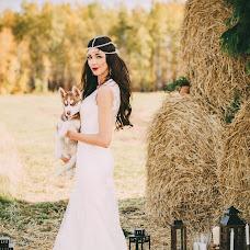 Wedding photographer Darya Bakustina (Rooliana). Photo of 15.09.2015