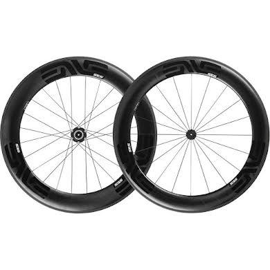 ENVE Composites SES 7.8 Wheelset - 700c, QR x 100/130mm, HG 11, Black, Carbon Hub