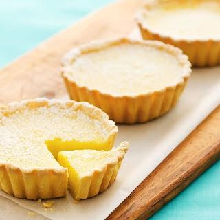 Mini Lemon Tarts Recipes.
