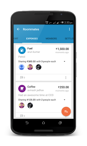 Coins - Shared Expense Manager