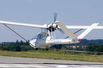 Photo: Kolegové z Rohozce, prvně jsem viděl, že letadlo na startu má přednost před přistávajícím...