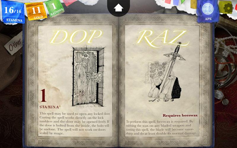 Sorcery! Screenshot 6