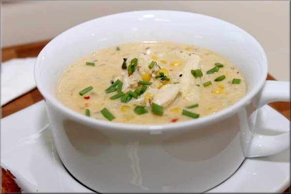 Comfort Zone Crab Chowder Recipe
