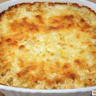 Delightfully Decadent Macaroni and Cheese.