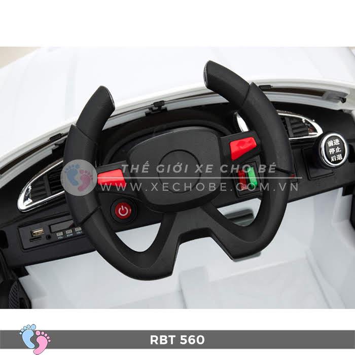 Xe hơi điện cho bé RBT-560 9