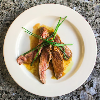Lemon/Soy Flank Steak