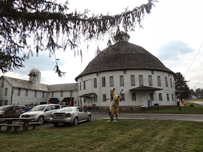 Photo: Round Barn - Apple Orchard and Farm Stand