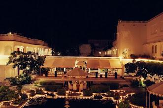Photo: Taj Lake Palace d'Udaïpur au Rajasthan