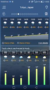 Weather forecast 2