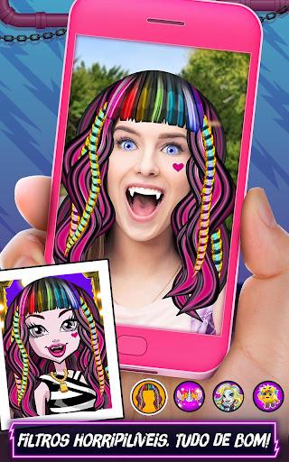 Salão de Beleza Monster High