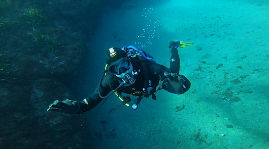 Las profundidades almerienses, una belleza única