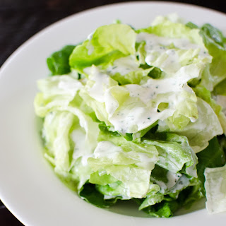 Quick Ranch Dressing.