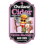 Outlaw Cider Company Voodoo Blackberry Hard Cider