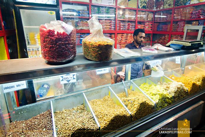 Clock Inn Colombo Street Food