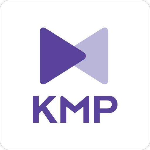 KMPlayer (Play, HD, Video) 媒體與影片 App LOGO-APP試玩