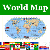 World Map Atlas Android Apps On Google Play - Worldmap