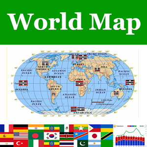 World map android apps on google play world map gumiabroncs Choice Image