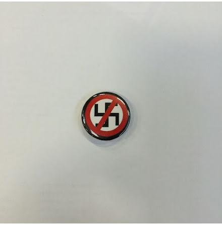 Anti Nazi - Badge