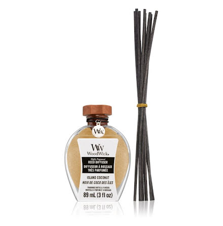 WoodWick - Reed Diffuser - Island Coconut
