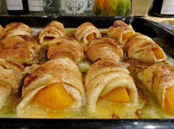 Peach Dumplings Recipe