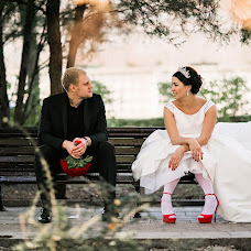 Wedding photographer Nadezhda Laguta (Laguta). Photo of 09.01.2017