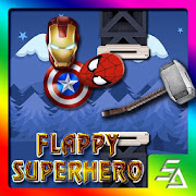 Flappy Superhero APK