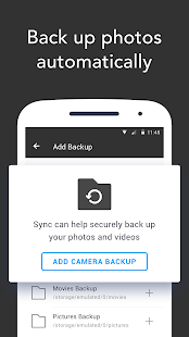 Sync- screenshot thumbnail