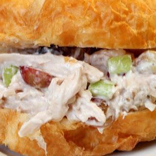 Simple Chicken Salad Sandwiches #SandwichRecipesWorldwide