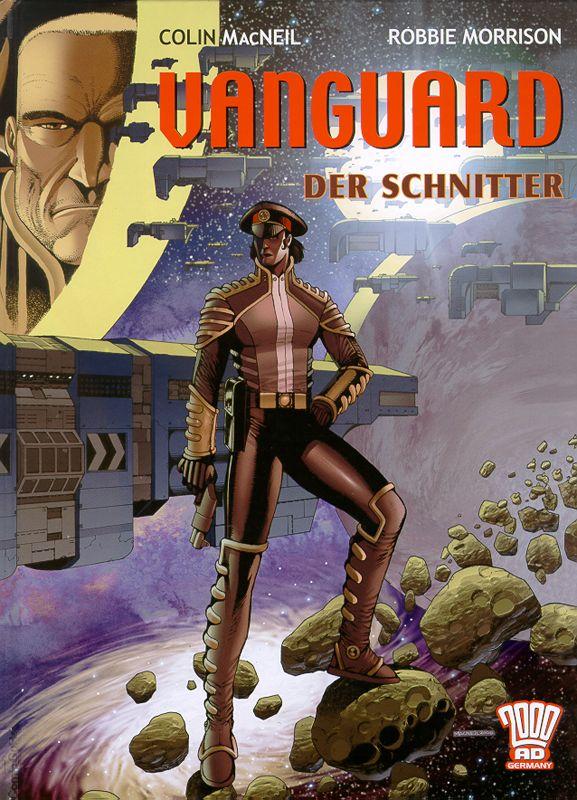 Vanguard - Der Schnitter (2001)