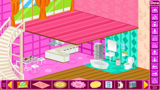 Princess New Doll House Design 1.1.6 screenshots 12