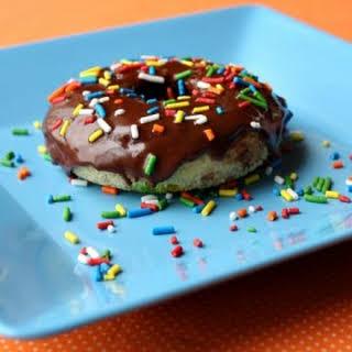 Cake Batter Doughnuts.