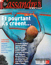 Photo: © Olivier Perrot Cassandre 75 www.horschamp.org