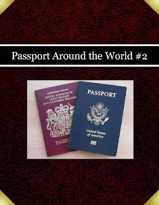 Passport Around the World #2