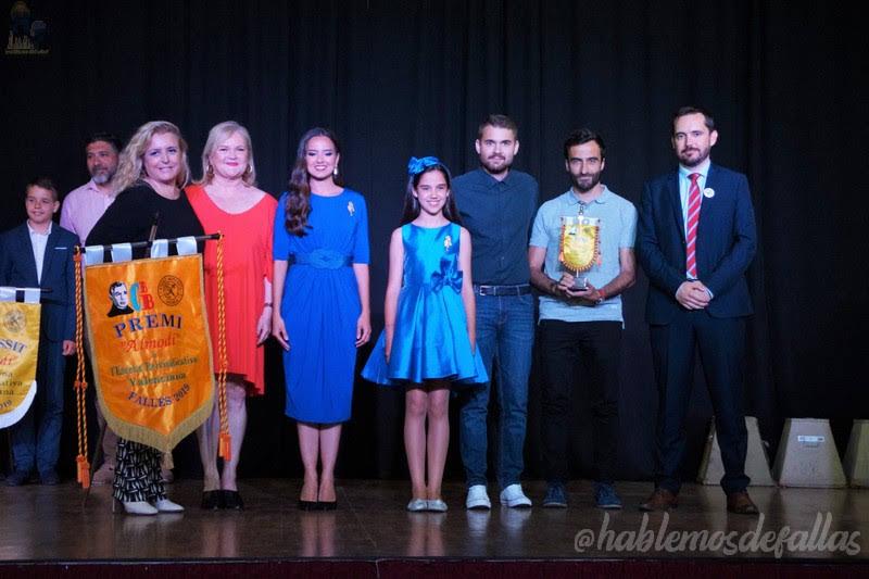 Entrega Premis Casal Bernat i Baldoví de 2019