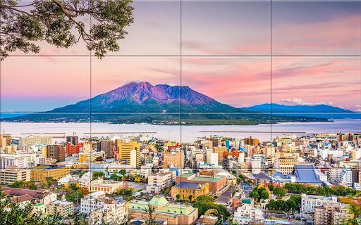 Asia Puzzle  screenshots 4