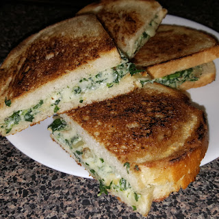 Best Grilled Cheese Ever! Recipe