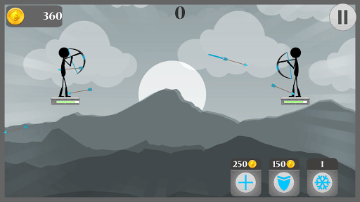 Arrow Battle Of Stickman - 2 player games 1.01 {cheat|hack|gameplay|apk mod|resources generator} 1