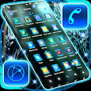 Ice Cave Launcher Theme icon