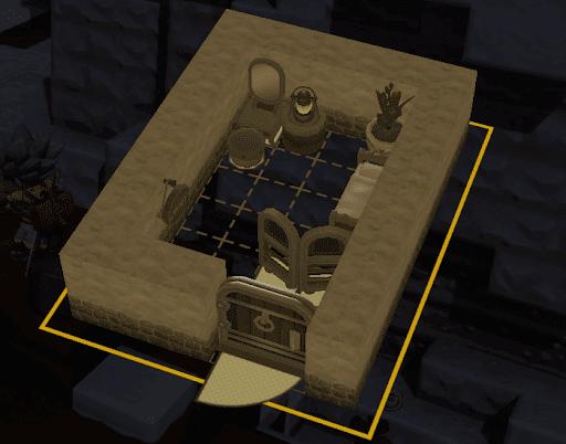 ビルダーズ2「ペロの個室の設計図」