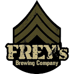 Logo for Frey's Brewery