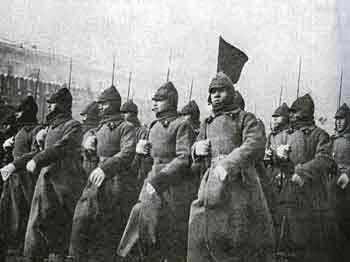 Красная Армия на Севере России