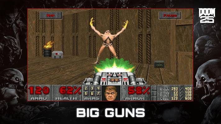 DOOM II Screenshot Image