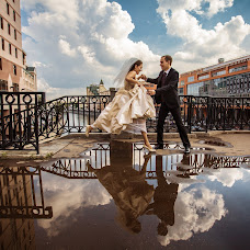 Wedding photographer Oleg Galinich (Galynych). Photo of 31.10.2017