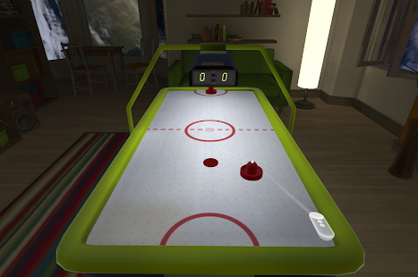 Air Hockey VR- screenshot thumbnail