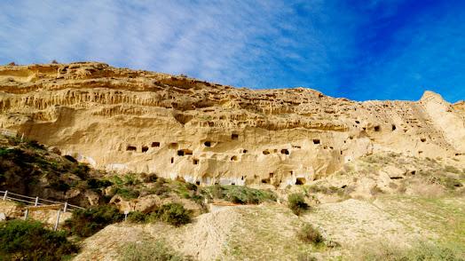 Las Cuevas de Calguerín.