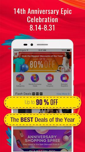 DHgate-Shop Wholesale Prices 4.5.2 screenshots 1