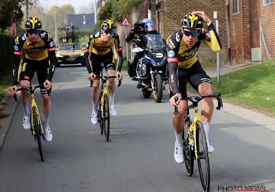 📷 Verkenningsdag voor de Ronde: Van Aert neemt twee ploegmaats mee, Sagan al in België en rijdt ook parcours op