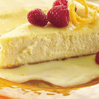 Orange Raspberry Cheesecake Recipes