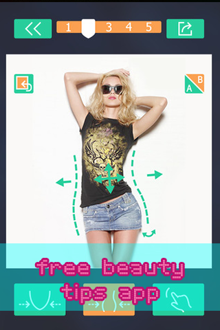 free beauty tips app