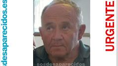 Detalle del cartel de búsqueda difundido por SOS Desaparecidos.